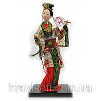 """Кукла Китаянка фарфор (12"""") (33,5х13,5х13,5 см) (21347)"""