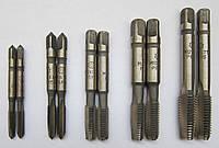Метчик машинно-ручной М 6х1 комплект из 2-х штук 9ХС