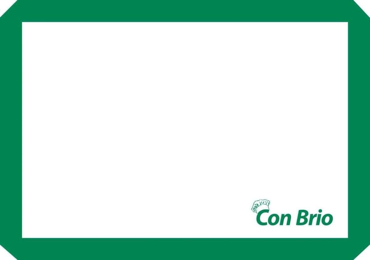 Силиконовый коврик 42х29,5 см Con Brio CB-678
