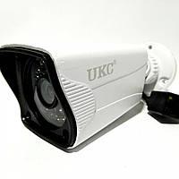 Камера CAMERA UKC IP 134 SIP 1.0MP 3,6 мм DC 12V SYS PAL ИК подсветка цифровая уличная с кронштейном, фото 1
