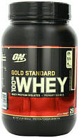 Протеин сывороточный Optimum Nutrition 100% Whey Gold Standard 908 г