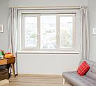 """Окна типа """"Эконом"""" из профиля WDS 5S, с двукамерным энергосберегающим стеклопакетом,размеры (2100х1400), фото 2"""