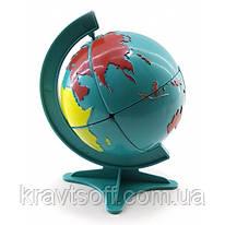Глобус-головоломка (11х6,5х6,5 см) (32298)