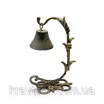 Гонг чугунное литье (25х18х8 см) (27157)