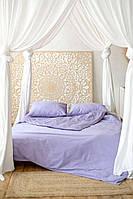 Комплект постельного белья Prestige Gold Сирень сиреневый евро SKL29-250673