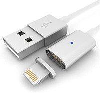Магнитный Шнур Data кабель для зарядки USB iPhone5/6 magnetic cable DM-M12