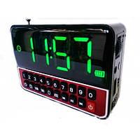 Мобильная Колонка SPS WS 1513 + Clock,Часы-акустика SPS WS 1513 + Clock bluetooth