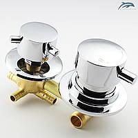 Змішувач для душових кабін, гідробоксу S4-90.