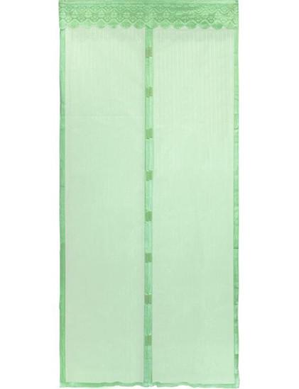 Москитная сетка на магнитах 120х215 от комаров и мух на сплошных магнитах штора на двери