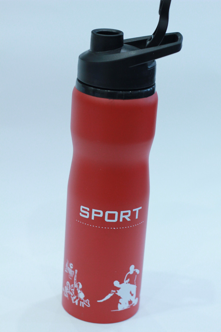 Бутылка для воды Sport 750 мл микс