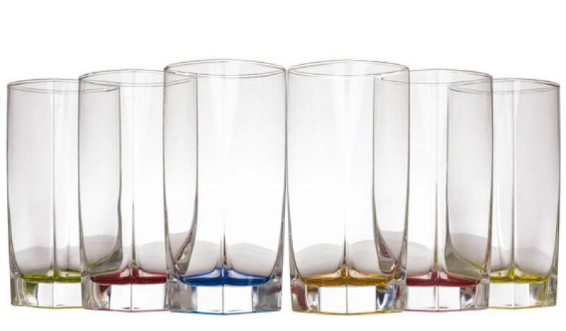 Набор высоких стаканов Брайт Колорс-Стерлинг Luminarc 330мл 6шт. J8934