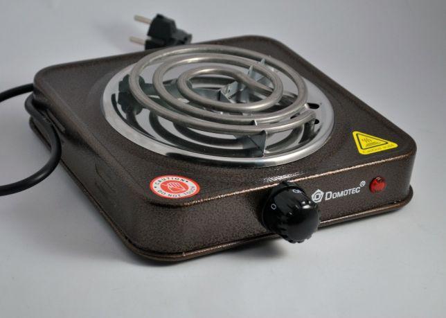 """✅Плита электрическая однокомфорочная """"DOMOTEC"""" спираль 2000W MS-5801 (12шт)"""