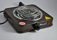 """✅Плита электрическая однокомфорочная """"DOMOTEC"""" спираль 2000W MS-5801 (12шт), фото 1"""