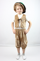 Костюм грибочка для мальчика Боровик 3-6 лет
