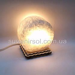 Соляной светильник Круглый маленький