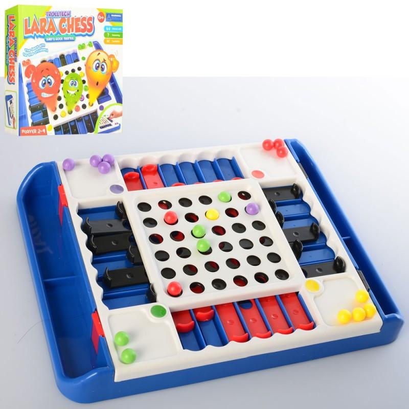 Настольная игра 5013 игровое поле, шарики, в кор-ке, 30-26-5,5см
