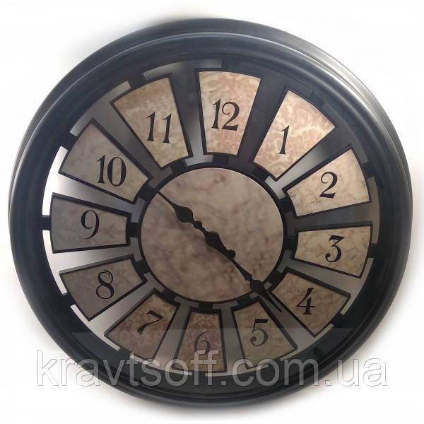 Часы настенные (d-43 см h-6 см)B (32018B)