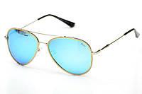 Женские брендовые очки Dior с поляризацией 4396blue-W SKL26-146562