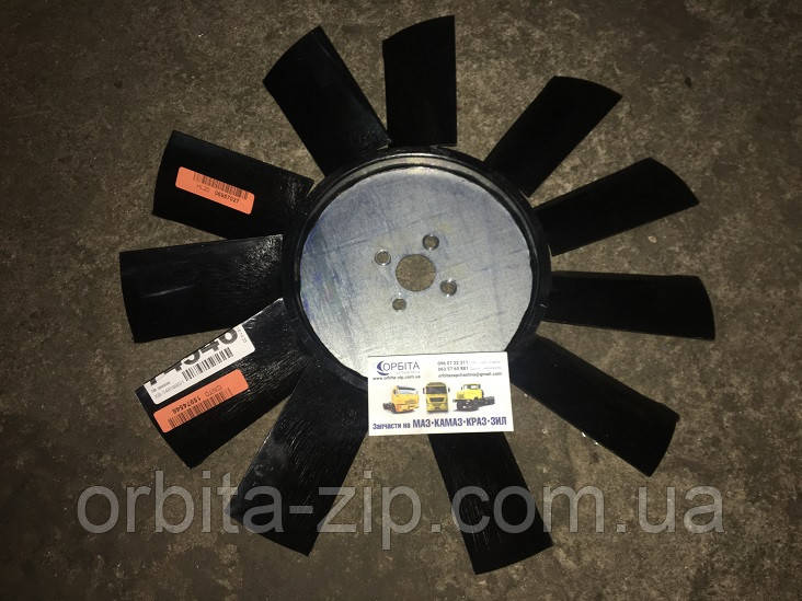 2752-1308011 Вентилятор системы охлаждения ГАЗ 3302 2217, дв.ЗМЗ-405, УМЗ-4216 (11 лопаст.) (пр-во Украина)