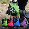 Велорукавички PowerPlay 5281 D Фіолетові M, фото 8