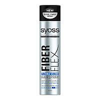 Лак для укладки волос экстрасильной фиксации Syoss Flexible Volume 400 мл