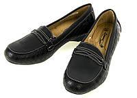 Женские туфли Tesco 40 Черный R3-870153, КОД: 1760993
