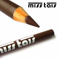 Miss Tais 04 Карандаш для глаз Бразилия (BROWN)
