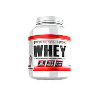 Primeval labs, Whey (1,82кг), 100% сывороточный протеин +ферменты