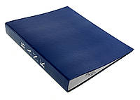 Папка - бокс для хранения документов FSC А4 Синий M18-371092, КОД: 1760491