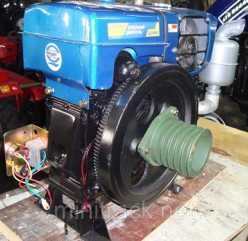Двигатель Дизельный ДД1110ВЭ (20 л.с.)