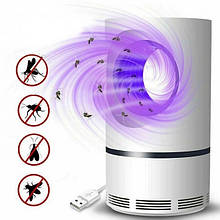 Уничтожитель комаров Mosquito Killer Jun Bo JB-666, Электрическая ловушка для насекомых