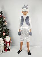 Карнавальний костюм Котик сірий, фото 1