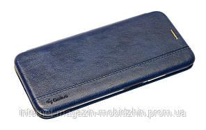 Чехол-книжка Huawei P40 Lite Blue Gelius Leather Book