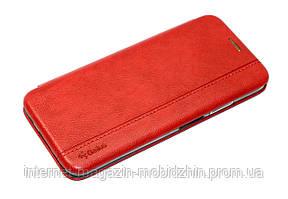 Чехол-книжка Huawei P40 Lite Red Gelius Leather Book