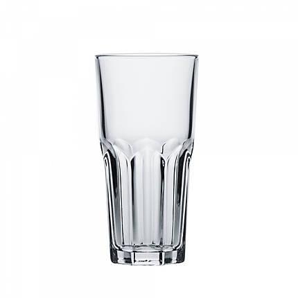 """Стакан высокий стеклянный с гранями Arcoroc """"Гранит"""" 200 мл (J3281), фото 2"""
