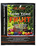 Дрожжи Alcotec Fruit, 60 г (Алкотек фруктовые)