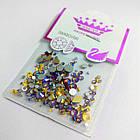 Камни для декора ногтей Master Professional MP-493-6