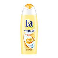 """Крем-гель для душа с протеинами йогурта """"Ванильный мед"""" Fa Yoghurt 250 мл"""