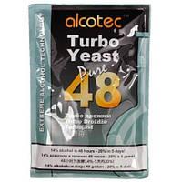 Турбо дрожжи Alcotec 48 Turbo Yeast Pure,135г