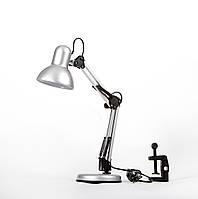 Лампа настольная трансформер на струбцине SWT-2811 SL