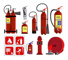 Акційні пропозиції і готові набори вогнегасників