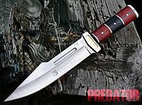 """Нож охотничий """"Хищник"""" USA армейский - для коллекции! Ніж мисливський"""