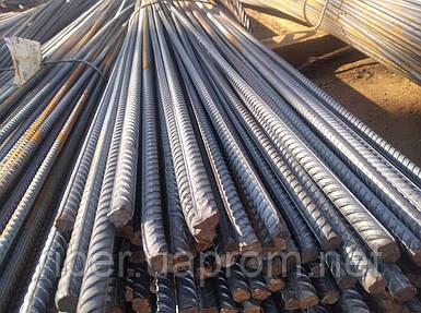 Строительная арматура диаметр 10 мм длинной 12м