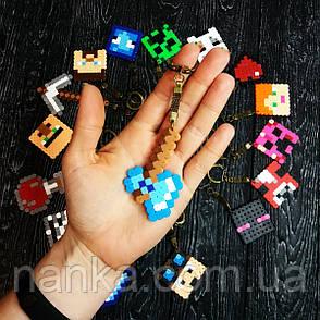 Брелок серия Minecraft, Майнкрафт Топор, фото 2