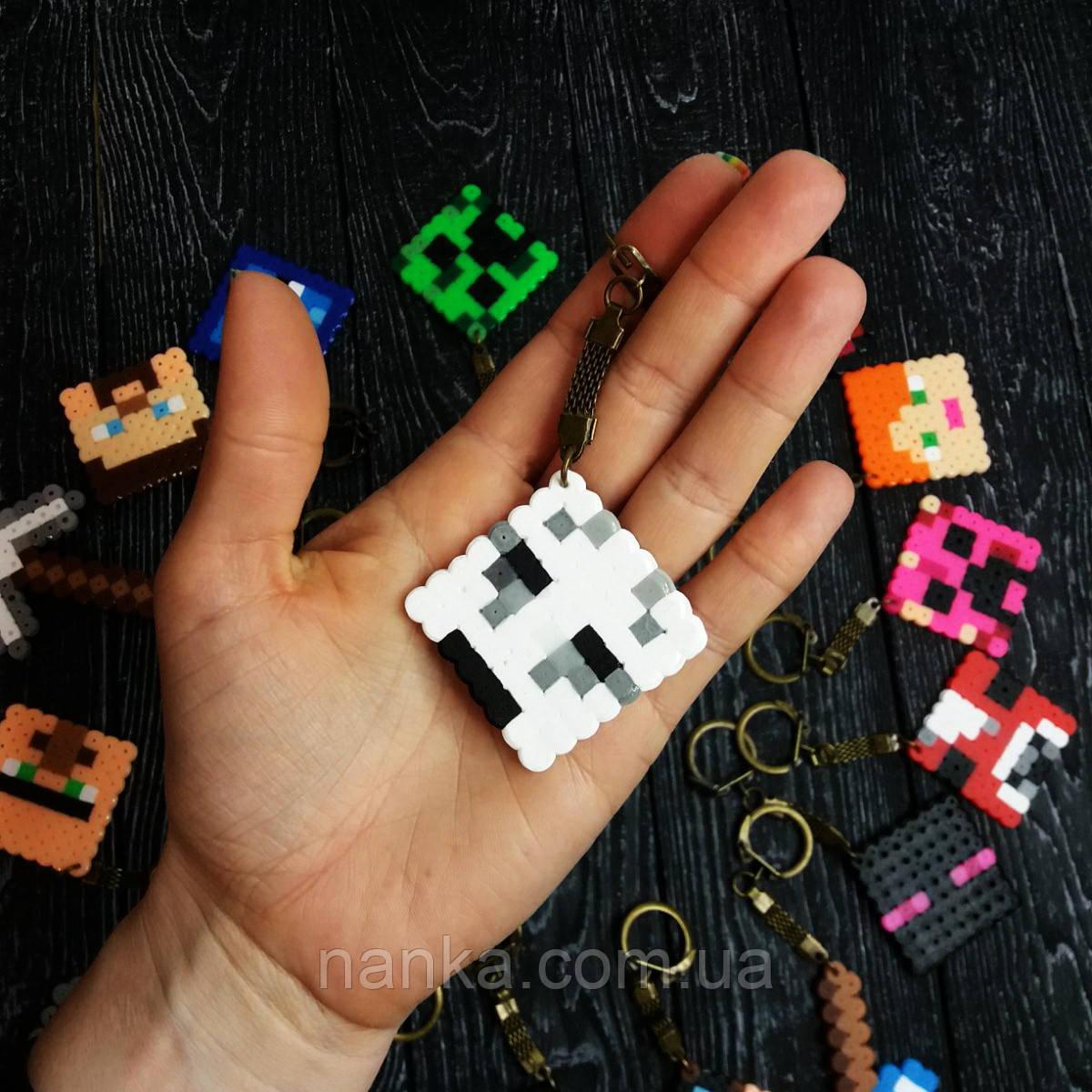 Брелок серия Minecraft, Майнкрафт Ghast Гаст
