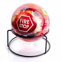 Самоспрацьовуючі вогнегасники та системи