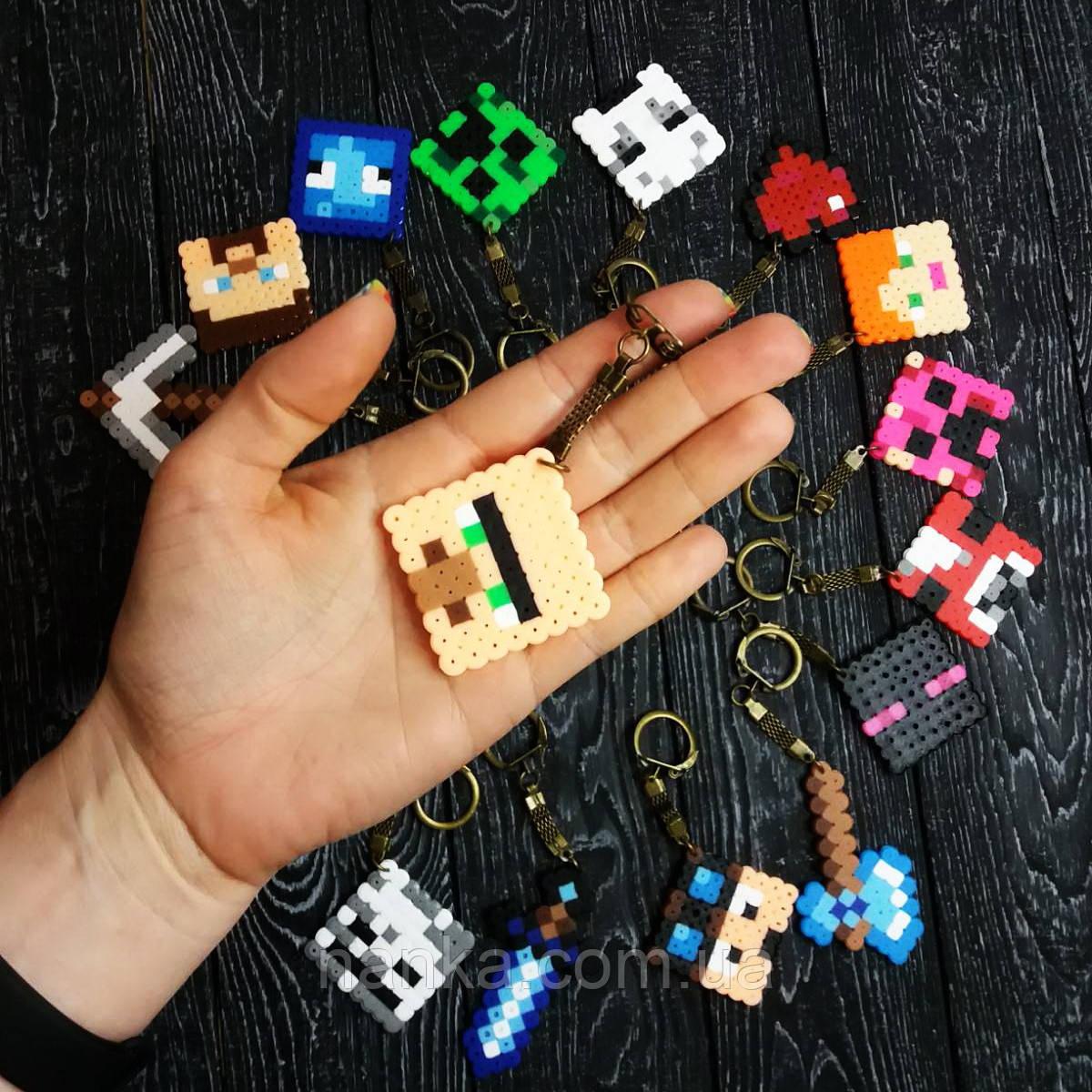 Брелок серия Minecraft, Майнкрафт Villager