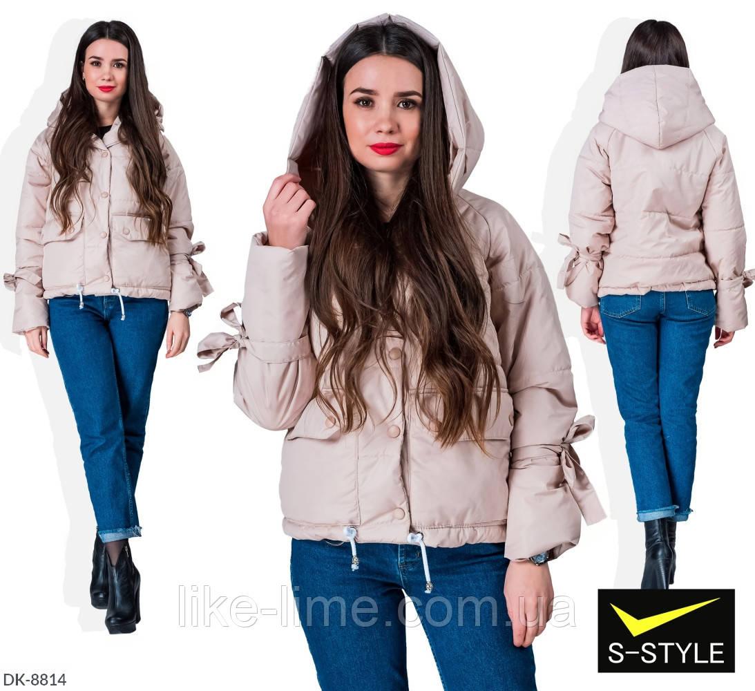 Женская демисезонная куртка разных цветов