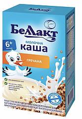 Молочна каша Беллакт гречка з 6 місяців 200 гр