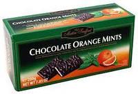 Шоколад Orange Mints (Апельсин с мятой) Maitre Truffout Австрия 200г, фото 1